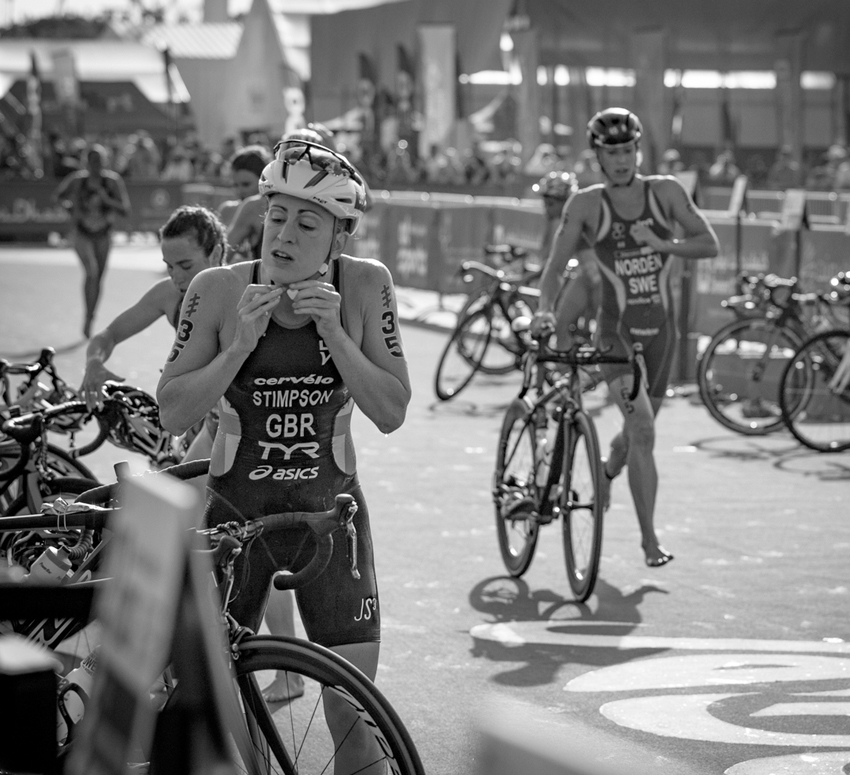 5 Thoughts Every Triathlete Has Had On Race Day