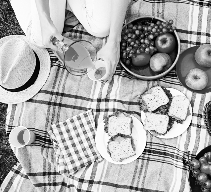 Our Five Favourite Picnic Foods