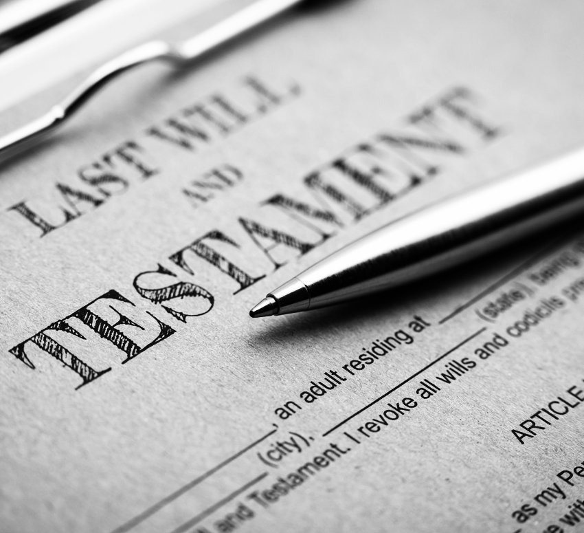 What's the Point of a Last Will and Testament?