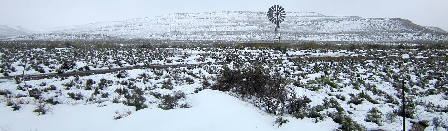 Where to See Snow in South Africa this Winter