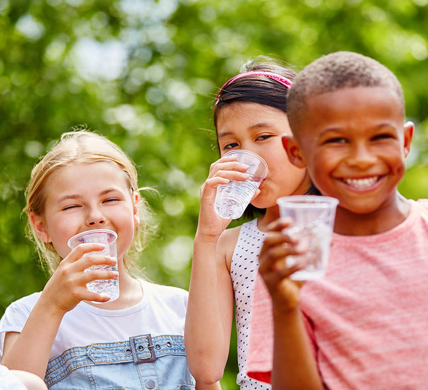 How to Get Your Child to Drink More Water Over the Summer Season