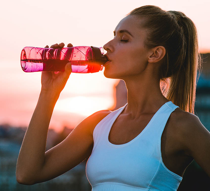 How to Balance Your Fluid Intake Whilst Exercising