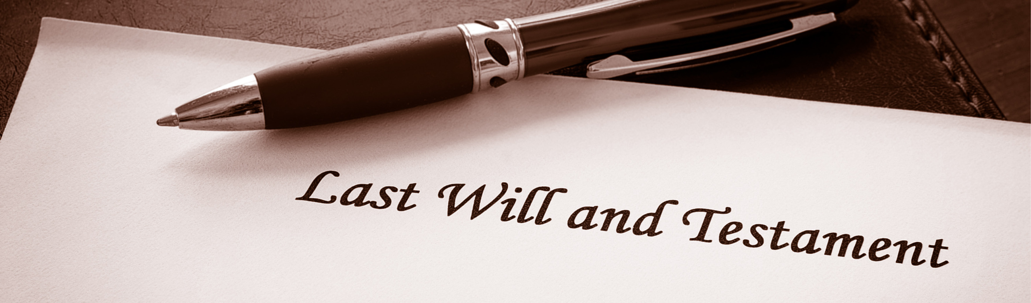 A Guide on How to Create a Will